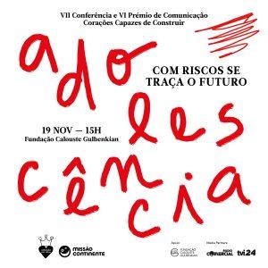 VII Conferência e VI Prémio de Comunicação Corações Capazes de Construir